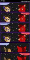Star 'A blue and AJ comic' by Alexis13XD13