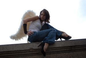 Anarchy angel preview by Random-Acts-Stock