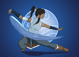 Legend of Korra by Perfectlykawaii93