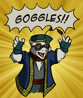GOGGLES by Virmir