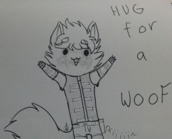 Hug... by Iko-The-Wolf
