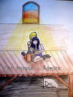 The Person I Admire...NaruHina by Draw4life