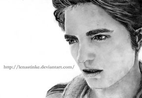 Edward Cullen by LenaStinke