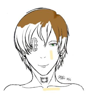 INCOMPLETE Leo ver 1 (old) by animelover101411