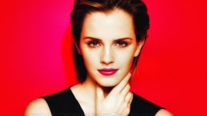 Emma Watson The Eyes have it by Dave-Daring