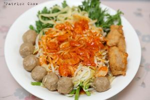 Dinner 18-06-2015 by patchow