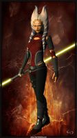Ahsoka Tano | GCW Era Concept by Crimsonight