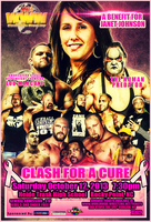 NWA WORLD WIDE WRESTLING ''Cash for a Cure'' Poste by TheIronSkull