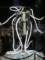 Statue: Tyrael, Archangel of Justice by LanceOmikron