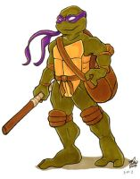 Donatello by Caliosidhe