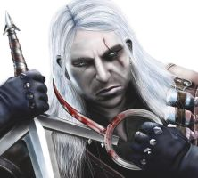 The Witcher by BubbleHeadNurseXD