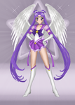 Angel Senshi Sailor Purity by JediSenshi