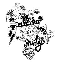 shirtdesign :electro: by loosy