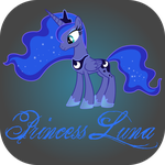 Luna Icon by awesomeluna
