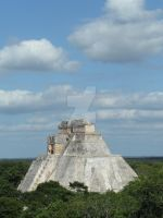 Uxmal by cabbo