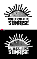 Watermelon Sunrise by ImPact-Design
