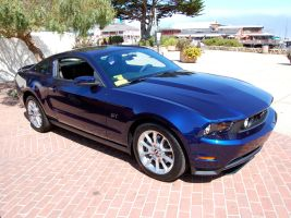 2010 Ford Mustang GT Monterey by Partywave