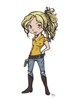 Beth Greene by Ratgirlstudios