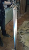 Devil May Cry Sparda's Sword Unawakened Force Edge by neo627764