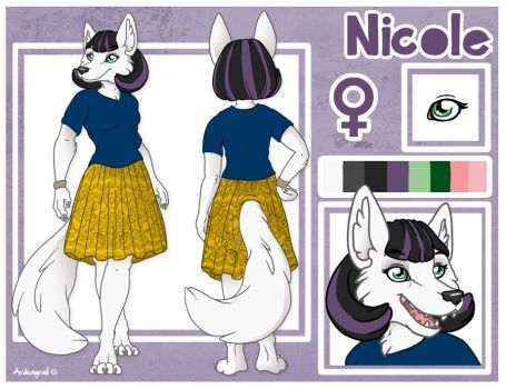 Nicole by Ardengrail