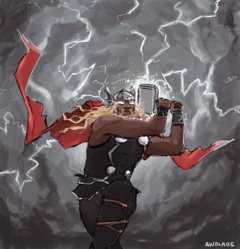 Thor by thewipeout