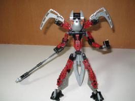 lego bionicle - harvester 2 by retinence