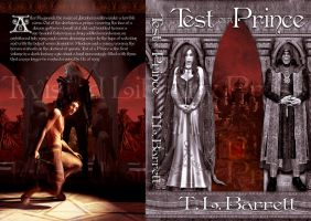 Test of a Prince book cover by 3D-Fantasy-Art