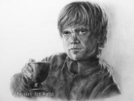 Tyrion- Game of thrones by Painirl