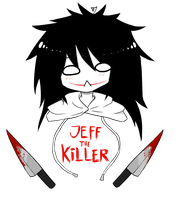 little jeff the killer by ProxyBunny