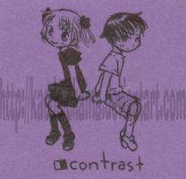 MxT: contrast by Kaede-chama