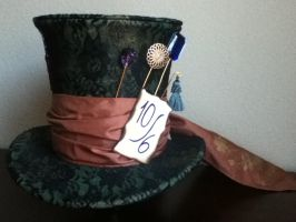 Mad As A Hatter right side view by PandoraLuv