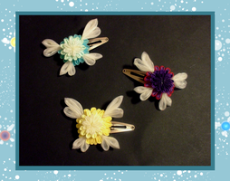 Zelda fairy clips by EruwaedhielElleth