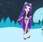 Veronicub as Rarity by kimpossiblelove