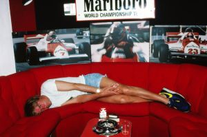 James Hunt (Spain 1981) by F1-history