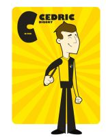 C is for Cedric Digory by jksketch
