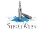 Street Wars Logo by AliceGraphix
