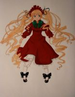 Rozen Maiden: Shinku by partymursu