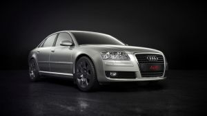 Audi A8 by MUCK-ONE