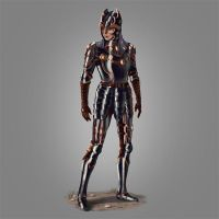 How to paint shiny armor in Photoshop by LadyAway