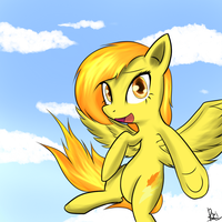 Come Fly With Me by Reikomuffin