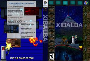 Xibalba by PHOBOSLAB Cover by EtherBot