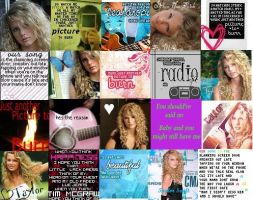 Taylor Swift by bookdiva720