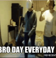 Pewdie and Cry: Bro Day Everyday Dance by Tabby-chan15