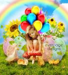 Spring to Easter by Everpage