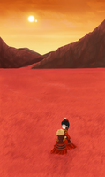Gallifrey..ish by Alikurai