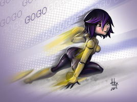 gogo faster by TOTOPO