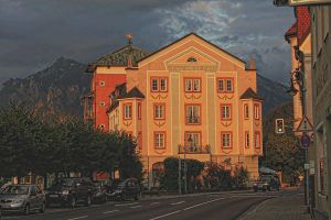 Hotel Hirsch by AngelEowyn