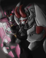 Secret Santa - Xobit by mad--megatron