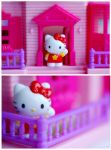 kitty's Doll's House I by angelinthedark1