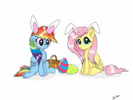 Happy Easter by TheDaisyQueen